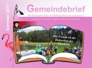 Gemeindebrief DFK - Sommer 2017